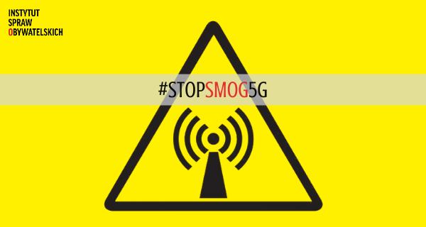 STOP smog 5G!